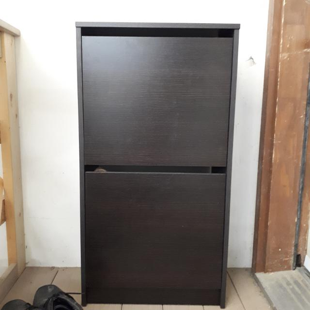 Ikea Cabinet Sale: Find More Ikea Bissa Shoe Cabinet For Sale At Up To 90% Off