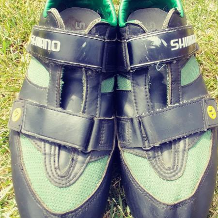 Eur 46 Shimano Cycle Shoe, used for sale  Canada