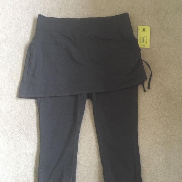 cf1b68c9edf7e Find more Xersion Capri Leggings With Attached Skirt for sale at up ...