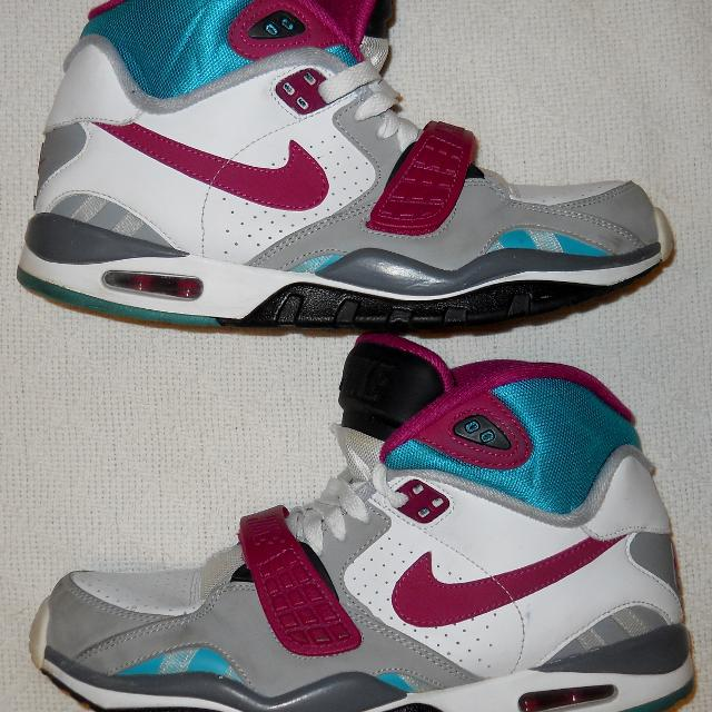 finest selection fbf0a 5dc3d Best Nike Air Trainer Sc Ii Bo Jackson White magenta-wolf Grey Men s Sz 8  for sale in Hendersonville, Tennessee for 2019