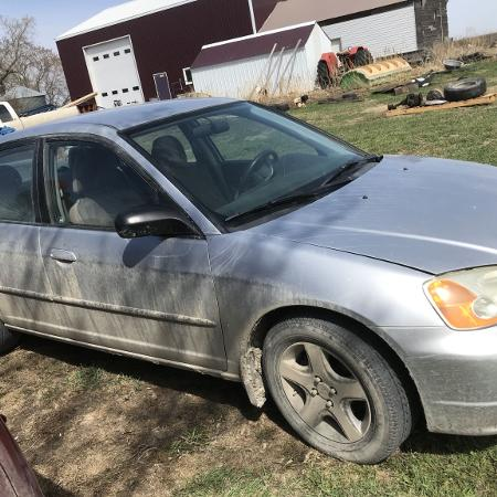 03 Honda Civic parts, used for sale  Canada