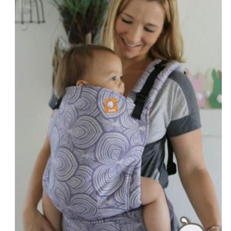 Tula wrap conversion woven baby carrier, used for sale  Canada