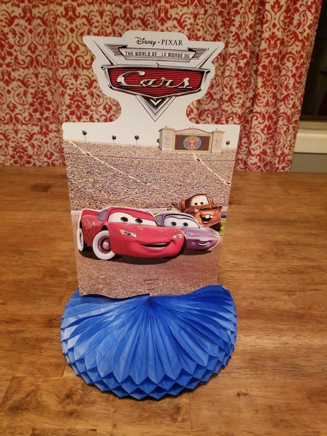 Best Cars Birthday Decorations 3 Pieces For Sale In Vaudreuil Quebec 2019