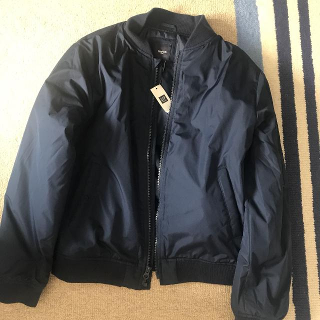 d4b1dd269 Best Boys Gap Navy Bomber Jacket- Size 13- Final Price Drop for sale ...