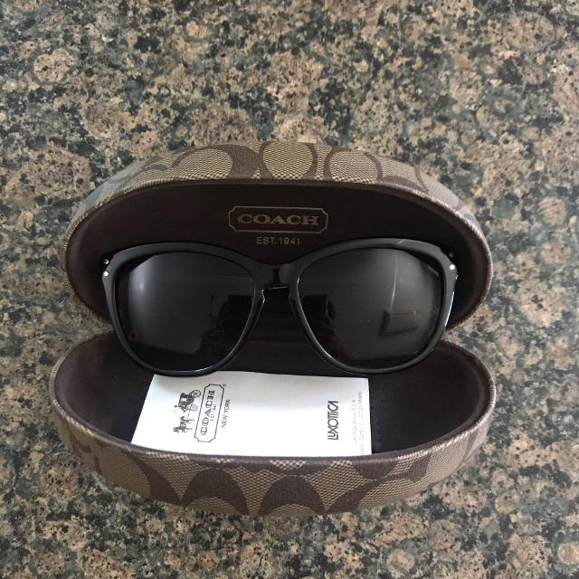 9d75e94d744a Find more Coach Sunglasses for sale at up to 90% off