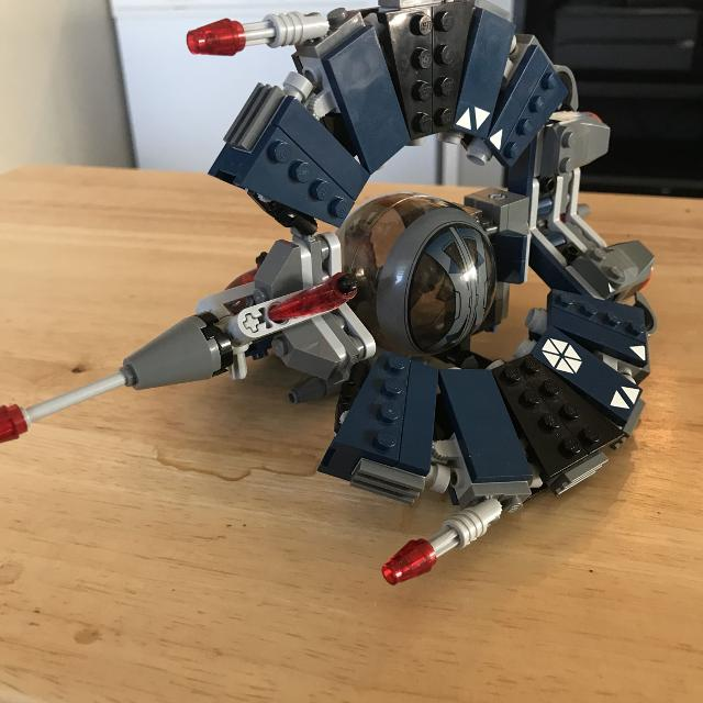 Find More Lego Star Wars Droid Tri Fighter For Sale At Up To 90 Off