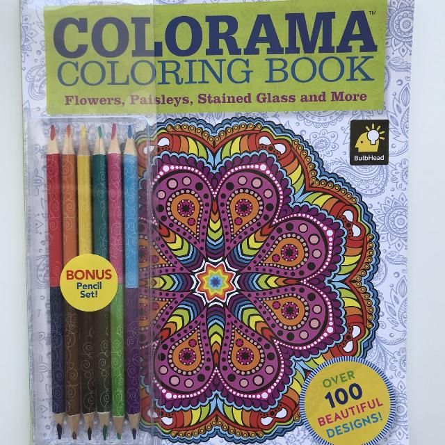 Best Colorama Coloring Book