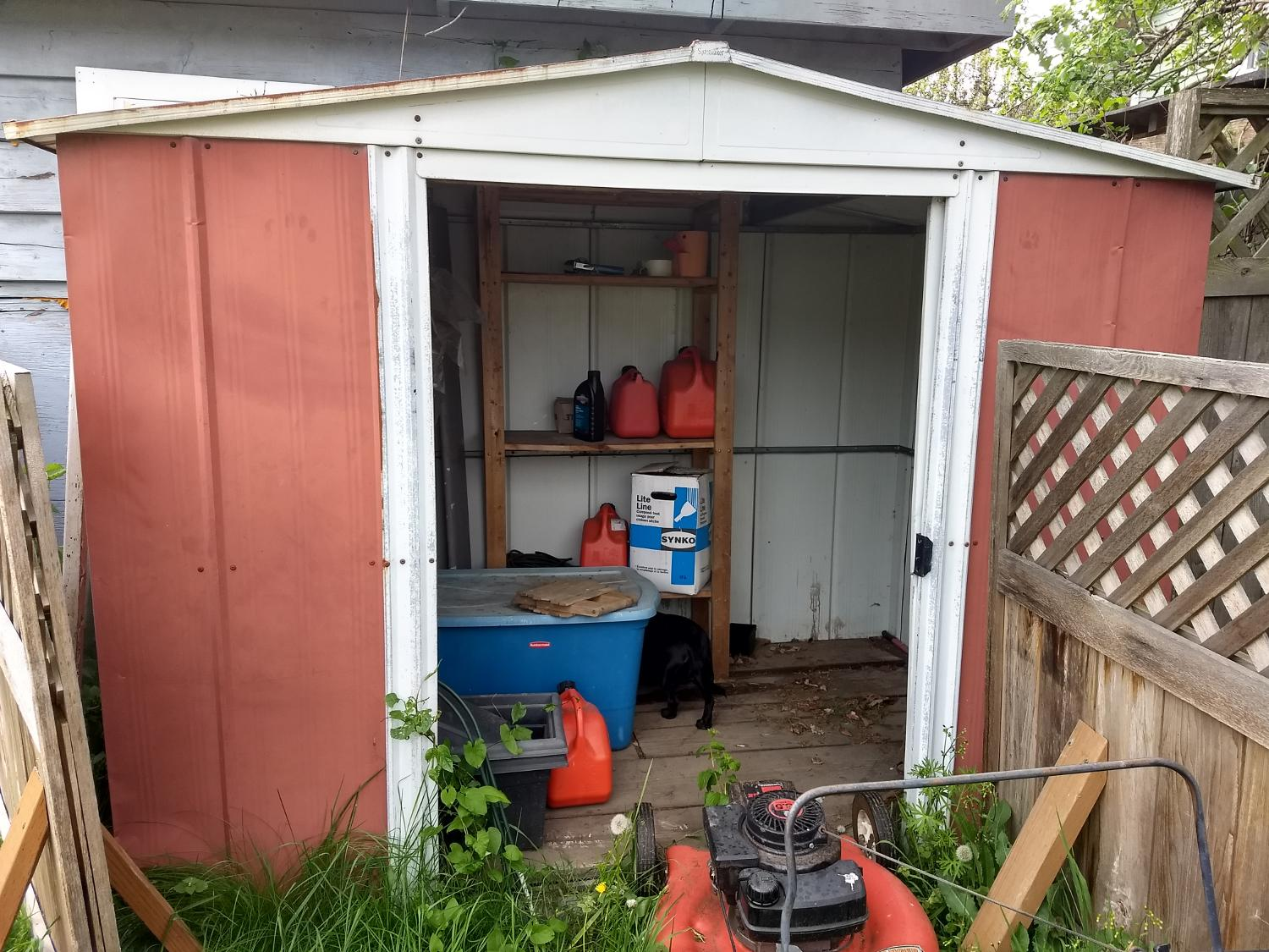 Find more Free Old Metal Shed  for sale at up to 90% off