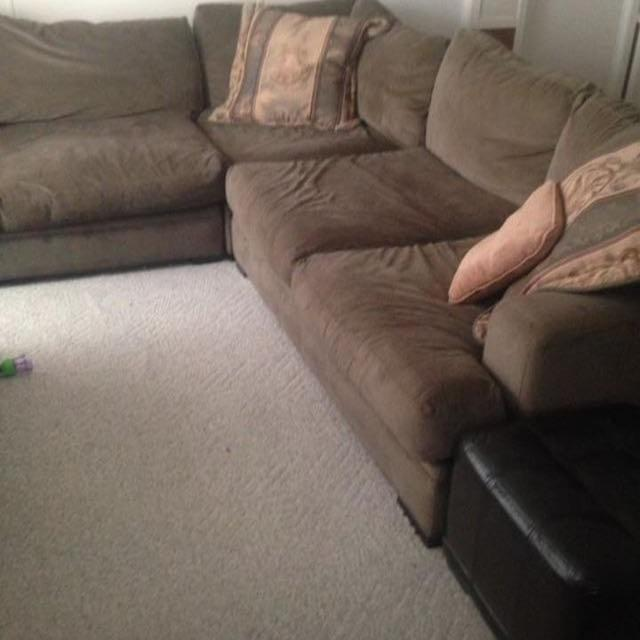 Best Cindy Crawford Fontaine Sectional