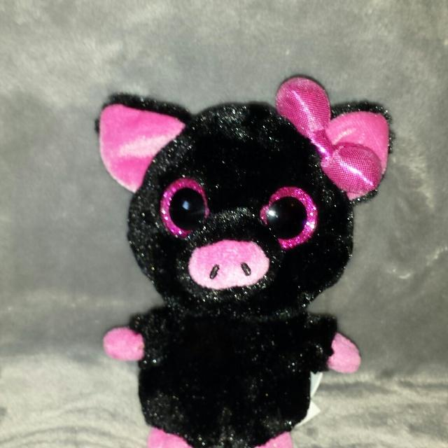 Best Beanie Boo Black Pig for sale in Erie ed4f01943af