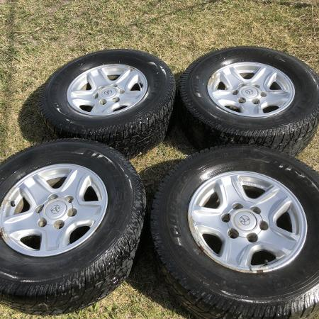 Factory Toyota wheels, used for sale  Canada