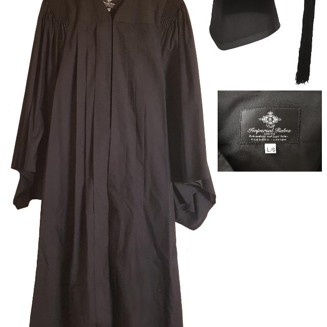 Best Graduation Caps & Gowns - Worn Once! for sale in Scarborough ...