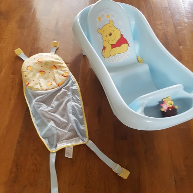 Best Winnie The Pooh Infant/toddler Bath. Never Used. Lake Chaparral ...