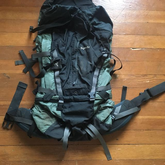 ae72e26e855 Find more Arc'teryx Bora 62 Hiking Backpack for sale at up to 90% off