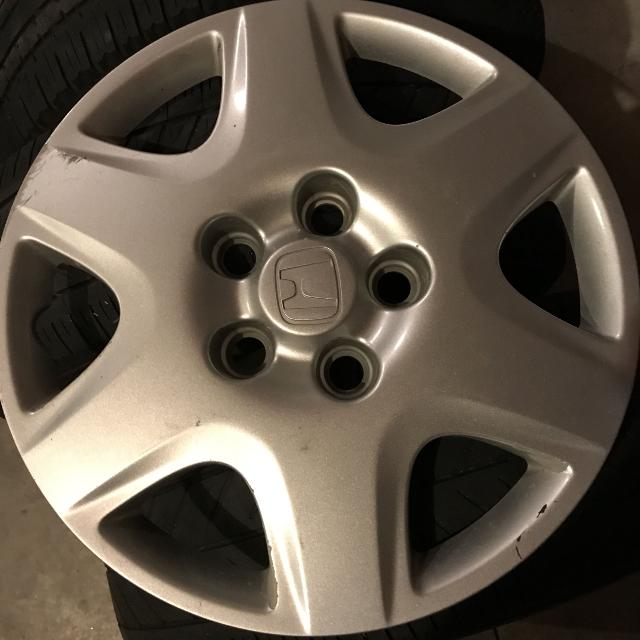 Best 2006 Honda Accord Wheels Tires Hubcaps Lug Nuts Price Reduced For In Jefferson City Missouri 2019