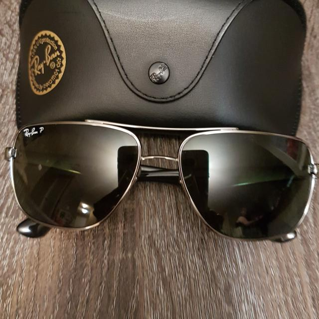 df5f5adcc0aab Find more Ray Ban Greyish Black Sunglasses for sale at up to 90% off