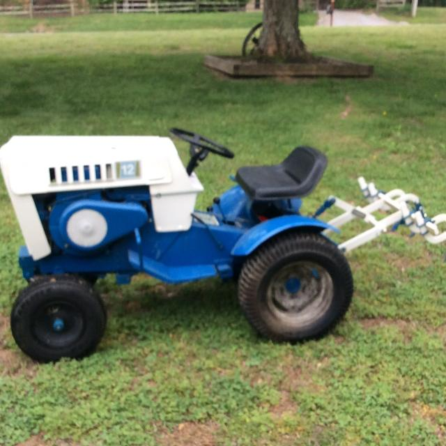 Best Antique Garden Tractor For Sale In Springfield Tennessee For 2020