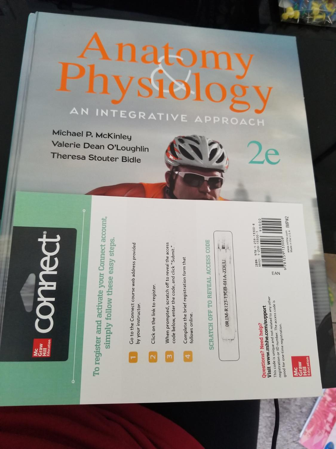 Best Anatomy & Physiology An Integrative Approach for sale in Regina ...