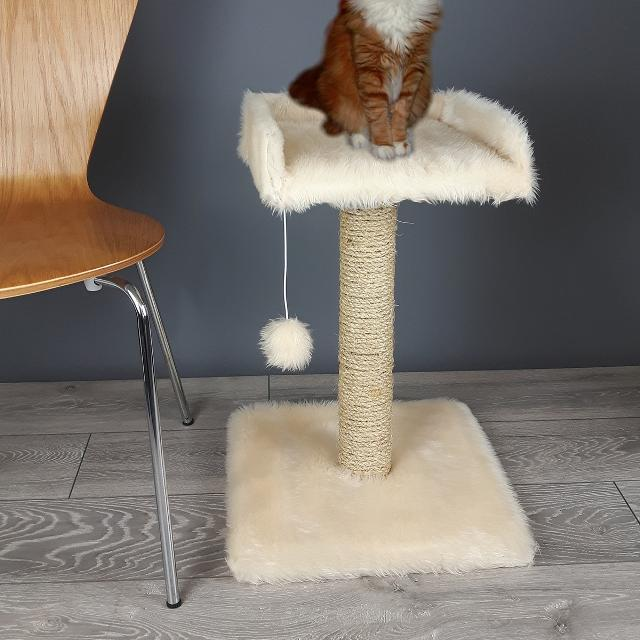 Best Cat Furniture Scratching Post Scratcher With Bed For In Mansfield 2019