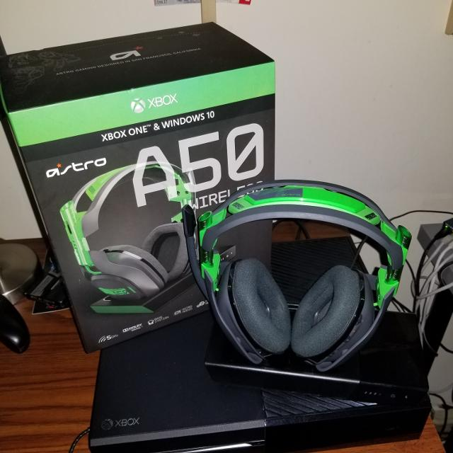 Best Astro A50 7 1 Surround Sound Wireless Gaming Headset For Sale In Toms River New Jersey For 2020