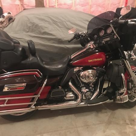 2010 Harley Ultra Classic for sale  Canada