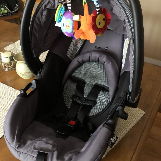 Rear Facing Safety 1st Car Seat