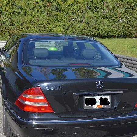 Mercedes-Benz S500 for sale  Canada