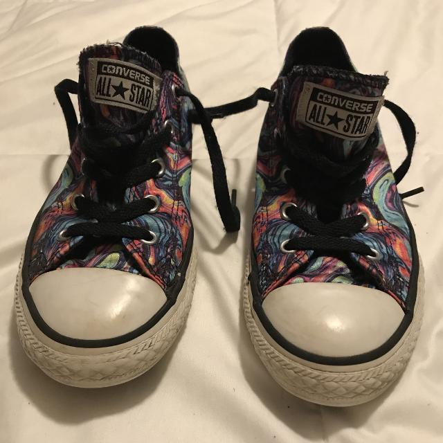 3b2c78e9c3e3 Best Custom Converse Size 3 for sale in Brazoria County