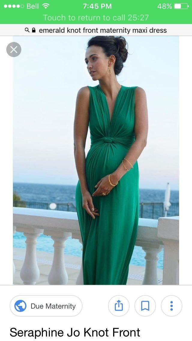 434170cad3e58e Find more Seraphine Maternity Dress Worn By Kate Middleton for sale ...