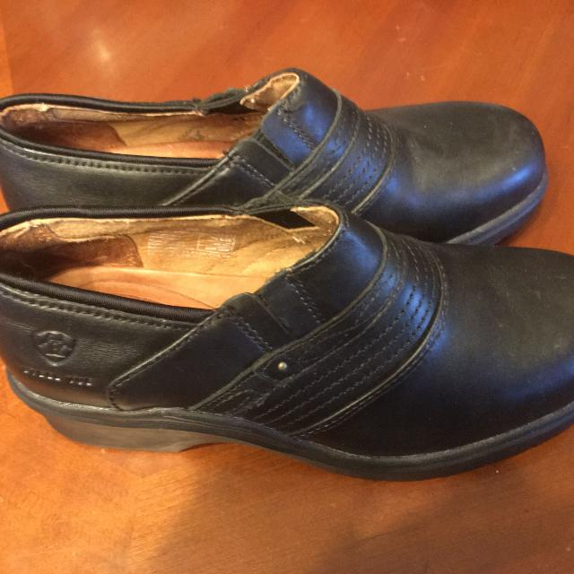 Best Ariat Women s Steel Toe Leather Work Shoe Size 8.5 for sale in ... e2ddc5637