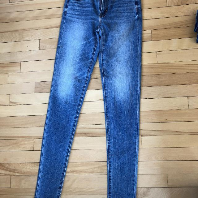 d0d42f10e7527 Best American Eagle High-waisted Jeans for sale in Dollard-Des Ormeaux,  Quebec for 2019