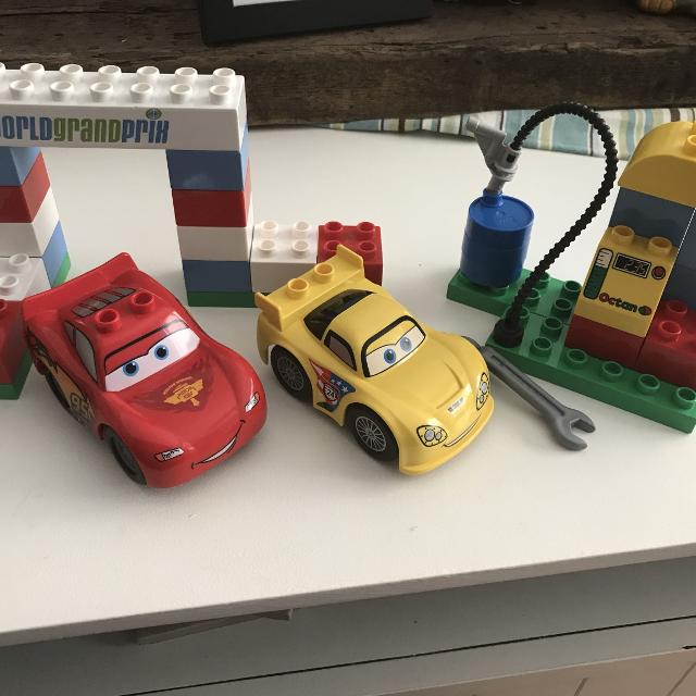 Find More Lego Duplo Cars Grand Prix For Sale At Up To 90 Off