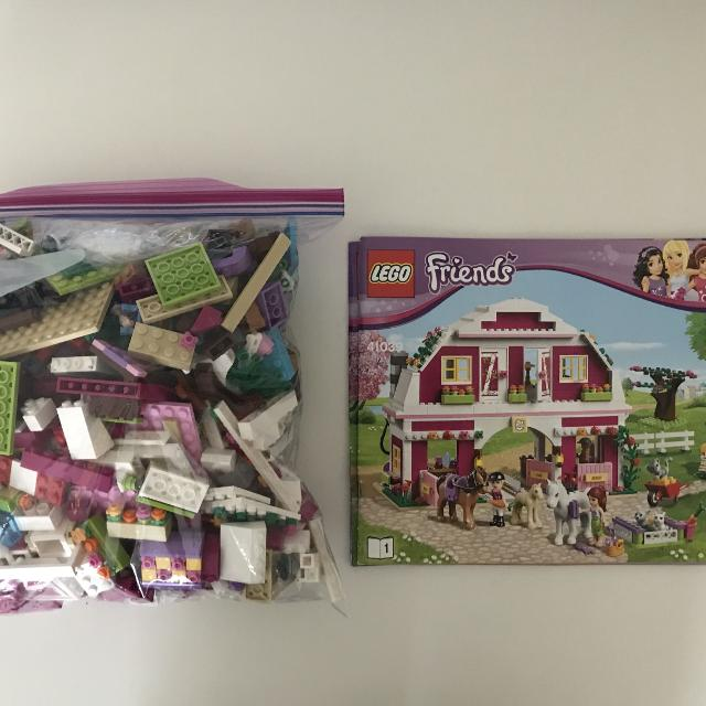 Find More Lego Friends Retired 41039 Sunshine Ranch For Sale At Up