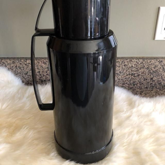 Vintage Eagle Glass Lined Thermos