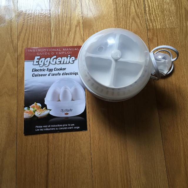 Find More Egg Genie For Sale At Up To 90 Off