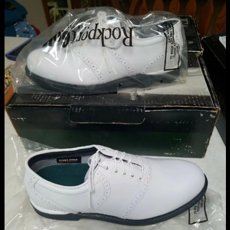 Rockport Spikeless Golf Shoes