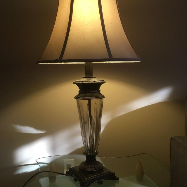 Find More Hampton Bay Floor And Table Lamp For Sale At Up To 90 Off