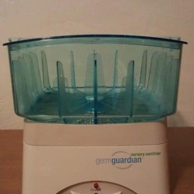 Germ Guardian Nursery Sanitizer Ns 2000 Dry Heat Bottles Toys Germguardian