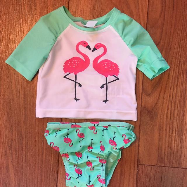 8f4cebc692ad5 Find more Old Navy 0-3 Month Baby Girl Bathing Suit for sale at up ...