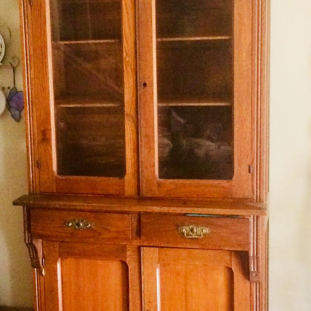 3 Reasons Members Are Addicted - Find More Antique Oak Pie Safe/china Cabinet For Sale At Up To 90% Off