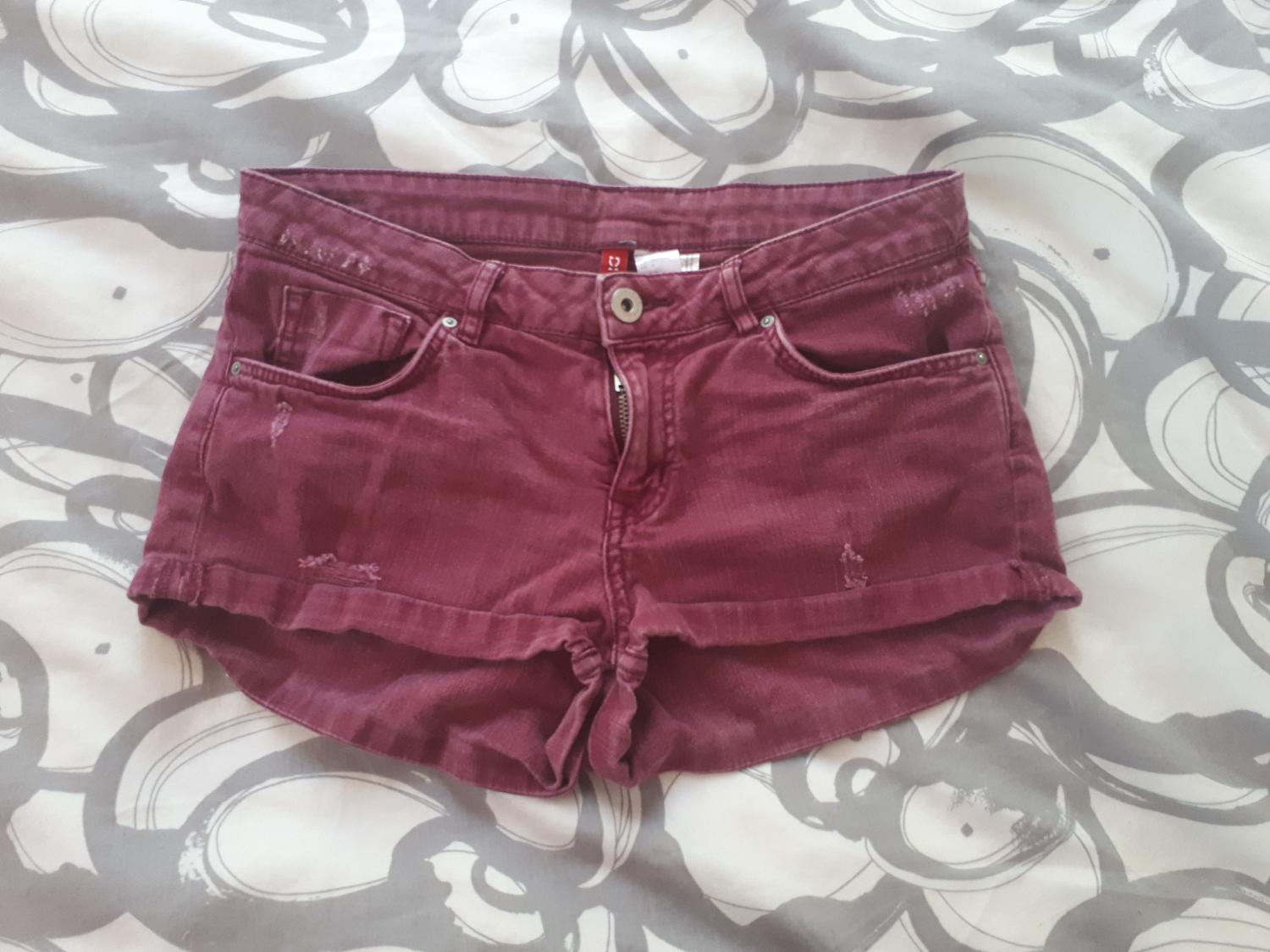 41ad31db3 Best H&m Maroon Jean Shorts for sale in Kanata, Ontario for 2019