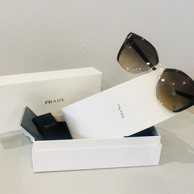 b293a41340543 Best Authentic Prada Sunglasses - Brand New With Box for sale in Vaughan