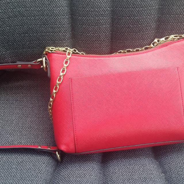 ba37ad39db28 Best Brand New Red Merona Handbag for sale in Oxnard