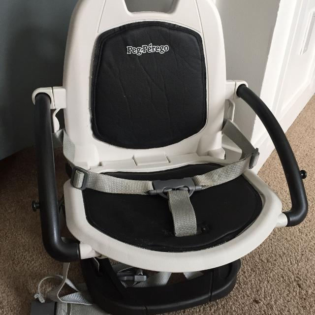 Find more Peg Perego Rialto High Chair/booster Seat for sale at up ...