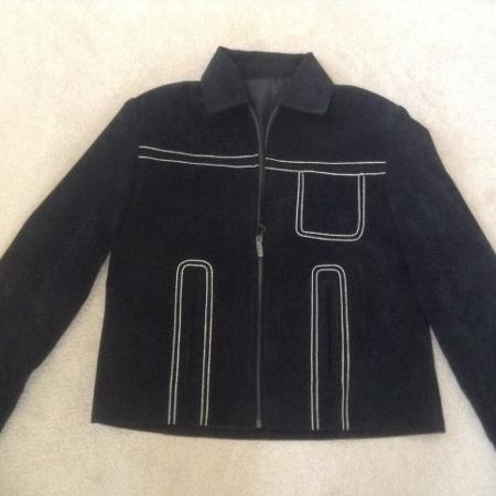 Cute and Smart Jacket Black