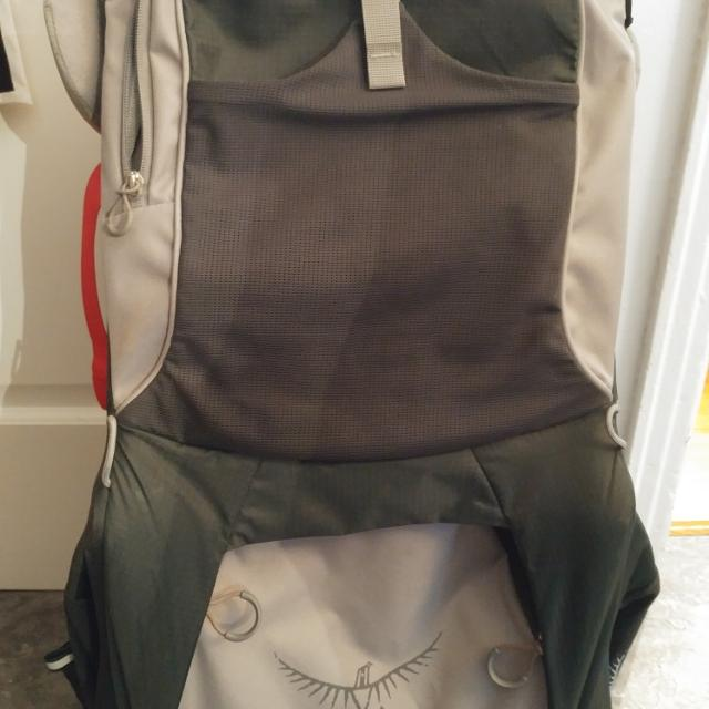 4caf8754a33 Find more Osprey Poco Plus Backpack Baby Carrier for sale at up to ...