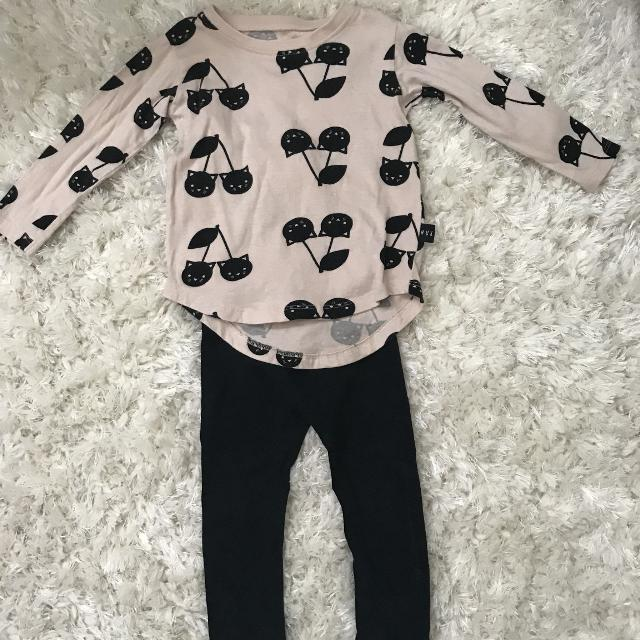 768e8e19f67 Find more Hux Baby Shirt/outfit Size 2t for sale at up to 90% off ...