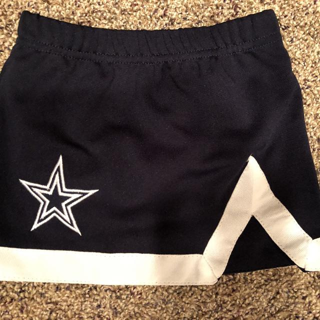 Find more Dallas Cowboys Nfl Football Skirt With Built In Panties ... 908ee21e1