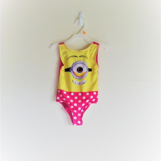 0378bd6e2d32d Find more Minion Swimsuit 3t for sale at up to 90% off
