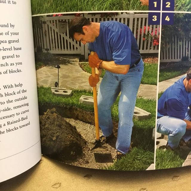 Laying Pavers Over Dirt: Looking For: Hand Tamper (tool To Flatten Dirt Before